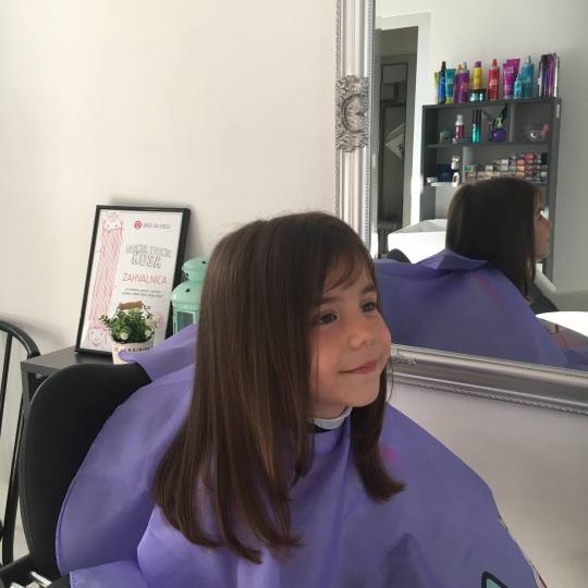 Frisco #sarajevo Žensko šišanje Žensko šišanje - kratka kosa