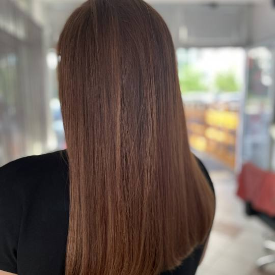 Frisco #sarajevo Feniranje i stilizovanje Feniranje na ravno - sve dužine kose