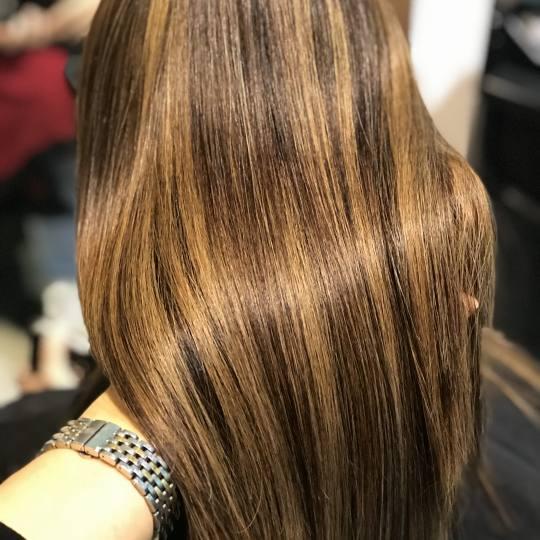 Beauty First & Spa #sarajevo Keratinski tretmani Keratinsko ispravljanje kose - ekstra duga kosa Ker