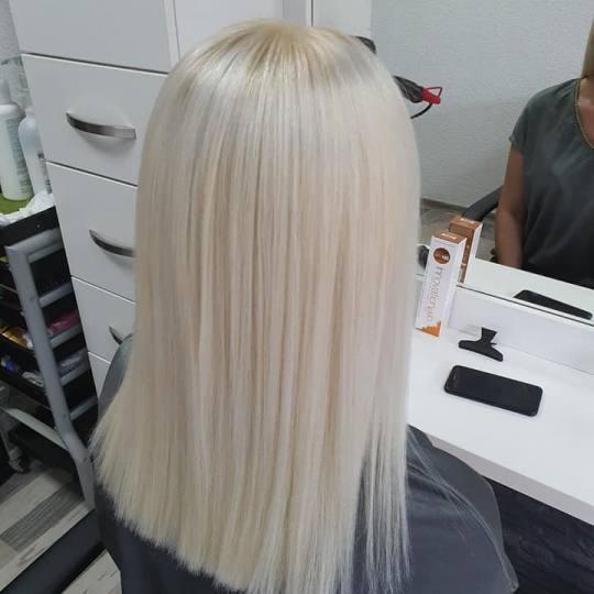 Fantasy Novo Sarajevo #sarajevo Farbanje kose Farbanje cijele dužine - duga kosa