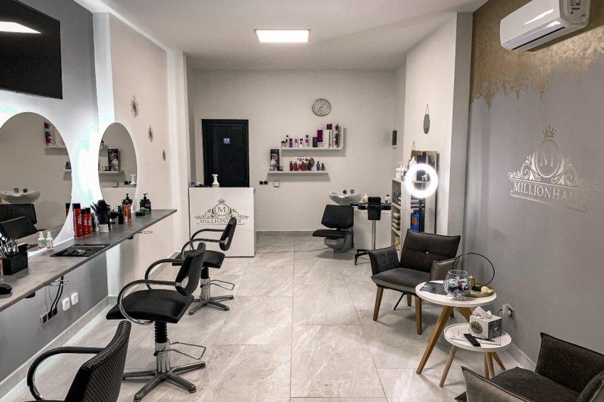 Frizersko-kozmetički salon Millionhair Sarajevo