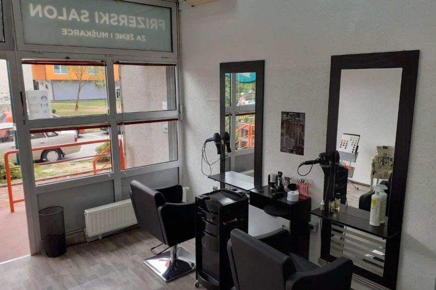 Frizerski salon Bella Capelli Sarajevo