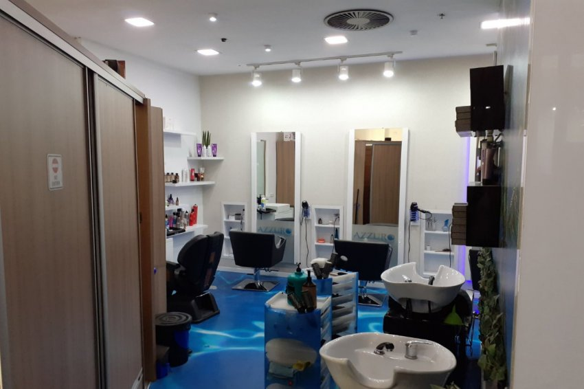 Frizersko kozmetički salon Azzuro SCC Sarajevo