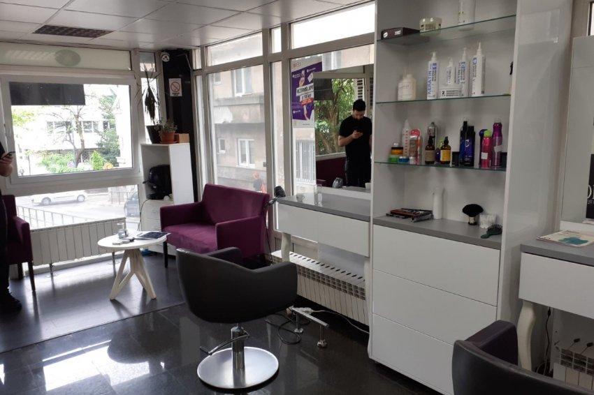 Frizerski salon Hair Republic Sarajevo