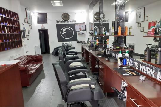 Frizerski salon The Godfather Barbershop Sarajevo
