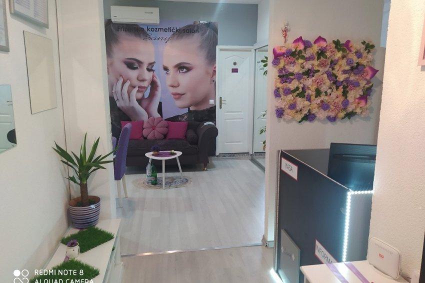 Frizersko kozmetički salon Sany Sarajevo