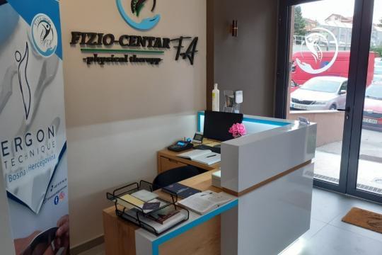 Studio za masažu Fizio Centar FA Sarajevo